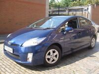 TOYOTA PRIUS 2012 UK CAR HYBRID ELECTRIC #### PCO UBER COMPATIBLE #### 5 DOOR HATCHBACK