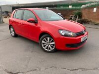 2012 Volkswagen Golf 2.0 TDI Special Edition Automatic Diesel Low Mileage Long MOT Clean& Smooth Car