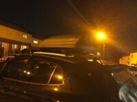 Vauxhall mokka roof box