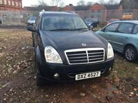 Ssangyong Rexton 2008 automatic Beautiful Jeep PX welcome