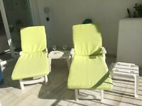 From line beach, sleeps 6, close to shops & restaurants, from £445. 20 mins Malaga airport