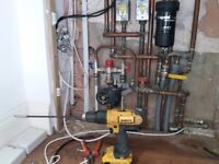 Plumber with gold hands. I can do any plumbing job and electronic. Boilers bathrooms wiring...