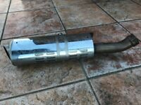 Exhaust For A BMW 1200 GS Twin Cam As New