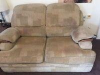 Large 2 seater sofa (free)
