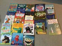 A Bundle of 39 Children's Books