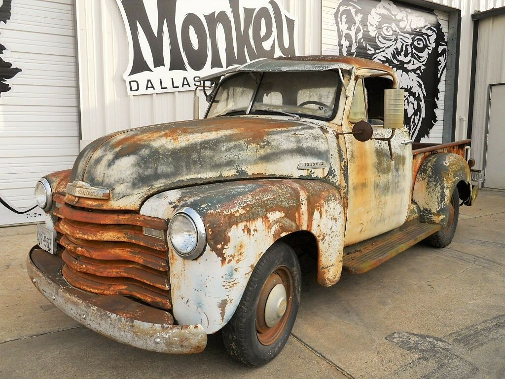 Gas Monkey Garage Pickup