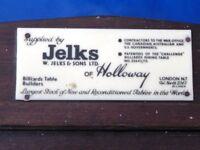 Vintage Jelks Scoreboard