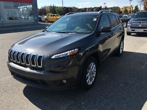 2016 Jeep Cherokee NORTH SPECIAL-SUNROOF, HEATED SEATS