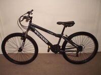 "Reflex Psycho Jump Bike (14"" frame, 26"" tyres) (will deliver)"