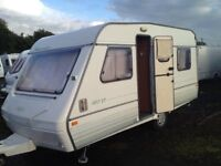 Caravan for sale ABI Marauder 5 berth £700 ono