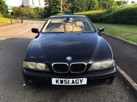 BMW 530d SE (e39) Very high Spec, 11 Months MOT. RUNS AND DRIVES SUPERB! Excellent condition