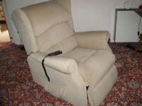 Rise & Recline electric chair
