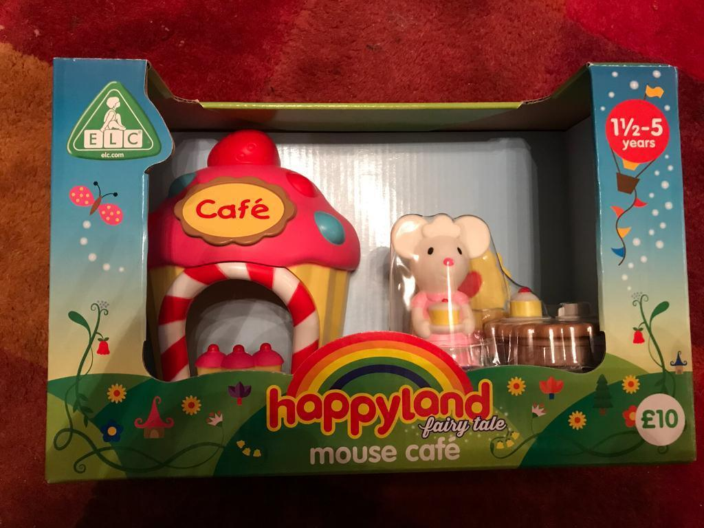 Happyland Mouse Cafe - Great Christmas Stocking Filler!
