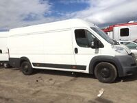 Citroen Relay lwb jumbo 2008 year spare parts available