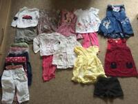 Clothes bundle 9-12 months