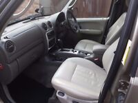Jeep Cherokee 2.8 CRD 54 reg, low milage, vgc, new MOT and just serviced