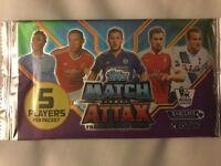 14 x Barclay's Premiership 2015/2016 season Match Attax Cards