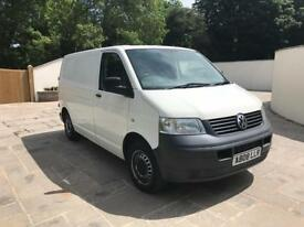 VW Transporter 1.9tdi. SWB. Only 81k. One owner. Full service history.
