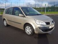 Renault Grand Scenic 1.6 Expression 7 Seater ** Superb Condition, MOT Nov 2018, Amazing Value **