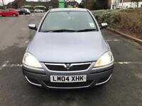 2004 1.2 Vauxhall Corsa Energy