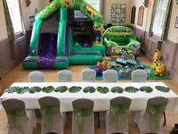 Bouncy Castle Hire, soft play, sports, disco domes