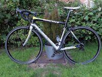 BH SPEEDROM carbon monocoque frameset Campagnolo Centaur/Veloce Specialized TA