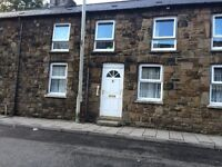 FOR RENT - 1 bedroom, ground floor flat in Tynewydd Row, Ogmore Vale