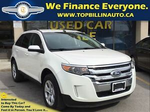 2013 Ford Edge SEL AWD, 2 YEARS WARRANTY, 114K