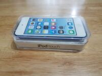 Blue iPod touch 6th Generation 32GB - Like New (used for 30 minutes) - Immaculate