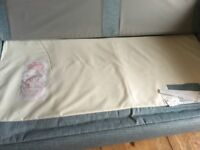 Unused sofa bed. Mattress still in packaging. Selling at Next for retail price £1,000