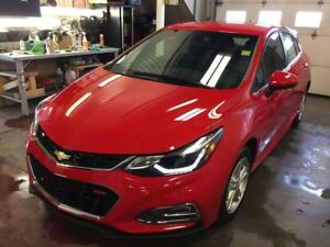 2018 CHEVROLET CRUZE Hatchback
