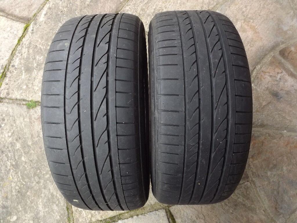Bridgestone 245/45R18 Tyres