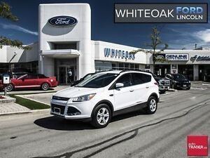 2015 Ford Escape SE, FORD CERTIFIED, EXT WARR, LOW RATES