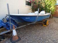 Dory Boat 13 ft