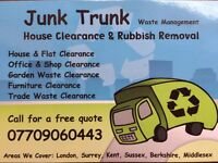 Rubbish Removal & House Clearance