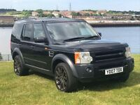 Landrover Discovery 3 HSE 2.7 TDV6, full mot, 6 months extendable Warranty, priced to sell