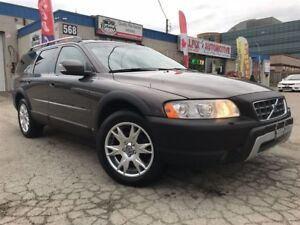 2007 Volvo XC70 2.5T_LEATHER_SUNROOF_POWER FOLDING MIRRORS