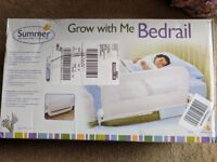 Summer infant bedrail bed guard new