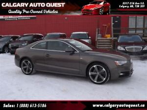 2014 Audi A5 2.0 Progressiv S-line AWD/NAVI/LEATHER/ROOF