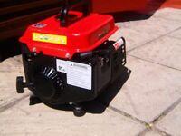700wat two stroke petrol generator