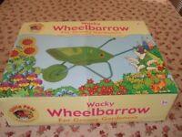 Little Pals Childrens Whacky Metal Wheelbarrow NEW STILL BOXED