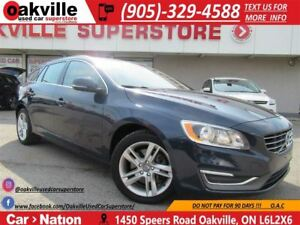 2015 Volvo V60 T5 Premier | NAVI | SUNROOF | YEAR END BLOWOUT