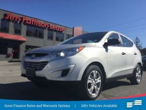 2013 Hyundai Tucson GL AWD w/Bluetooth, heated seats