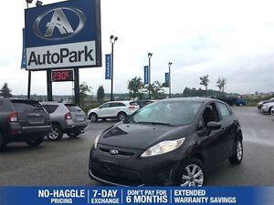 2011 Ford Fiesta SE | Heated Seats | Satellite Radio | Alloy Whe