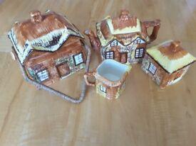 Price kensington teapot set & tea for two