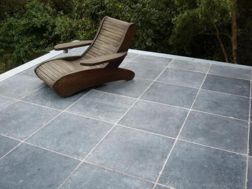 Terrastegels Natuursteen Buiten.Veranda Tegels Terrastegels Natuursteen Keramische Tegel