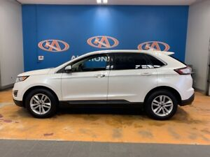 2016 Ford Edge SEL HEATED LEATHER/ PANO ROOF/ NAVI/ SYNC/ BLU...