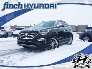 2017 Hyundai Santa Fe Sport 2.0T Limited AUTOMATIC AWD