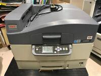A3 colour laser Oki printer