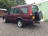 Land Rover Discovery reasonable condition for year